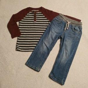 Cat & Jack Matching Sets - Cat & Jack outfit size 3t